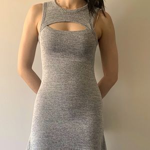 Aritzia Yasmin Cut out dress